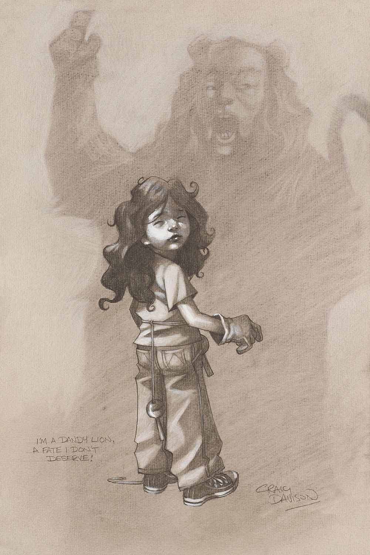 Im a Dandy Lion, A Fate I Dont Deserve by Craig Davison