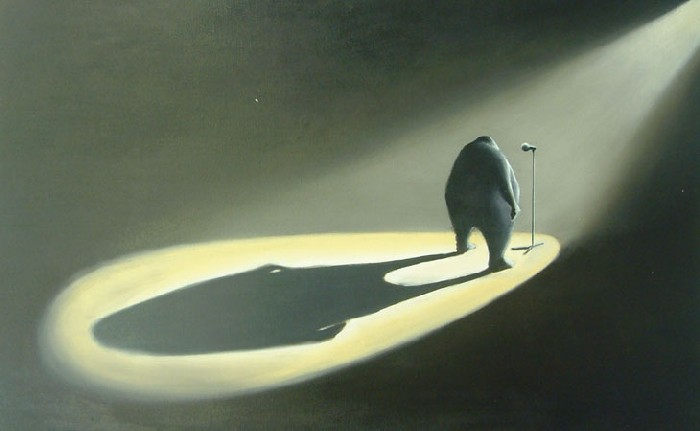 In The Spotlight by Nadeem Chughtai