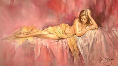 Jessica by Gordon King