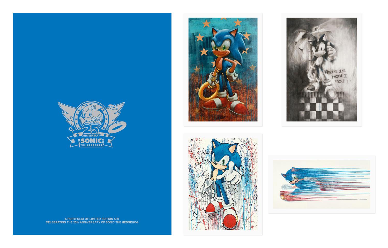 Keith Maiden Sonic The Hedgehog Sega Portfolio by Keith Maiden