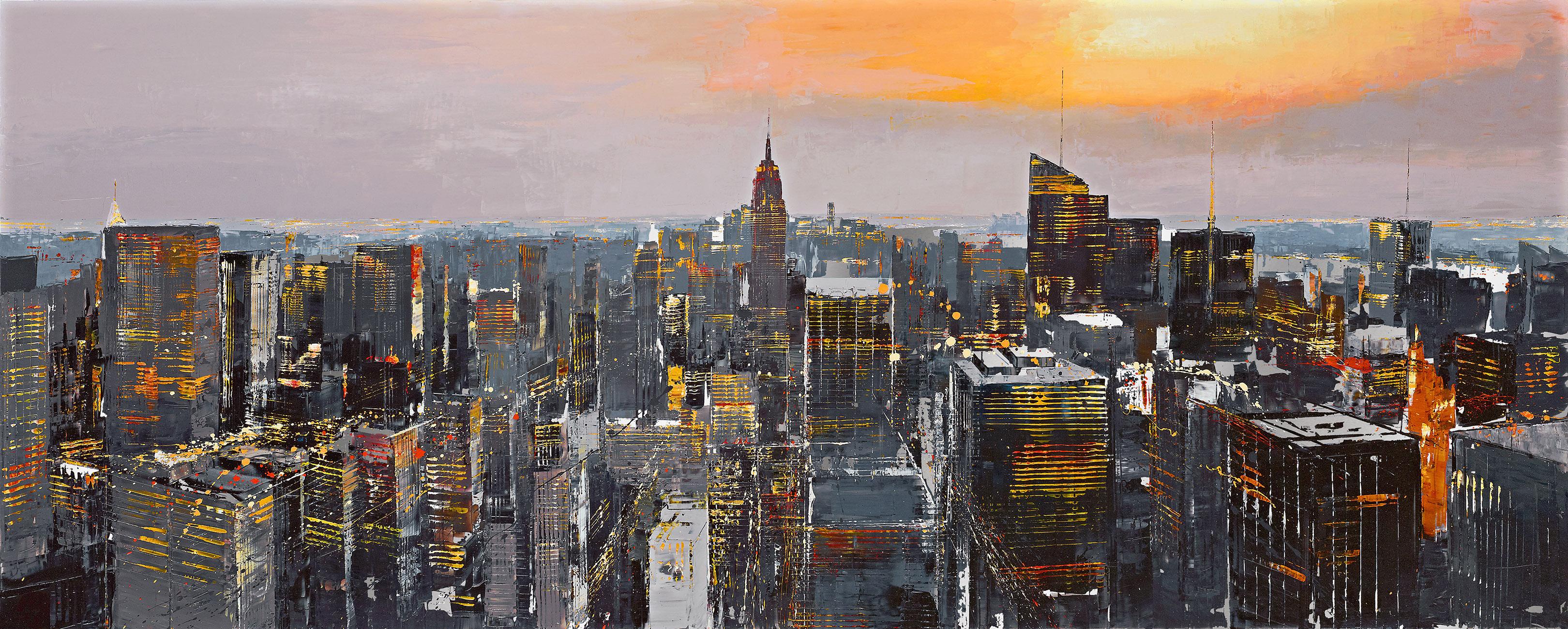 Last Light by Paul Kenton