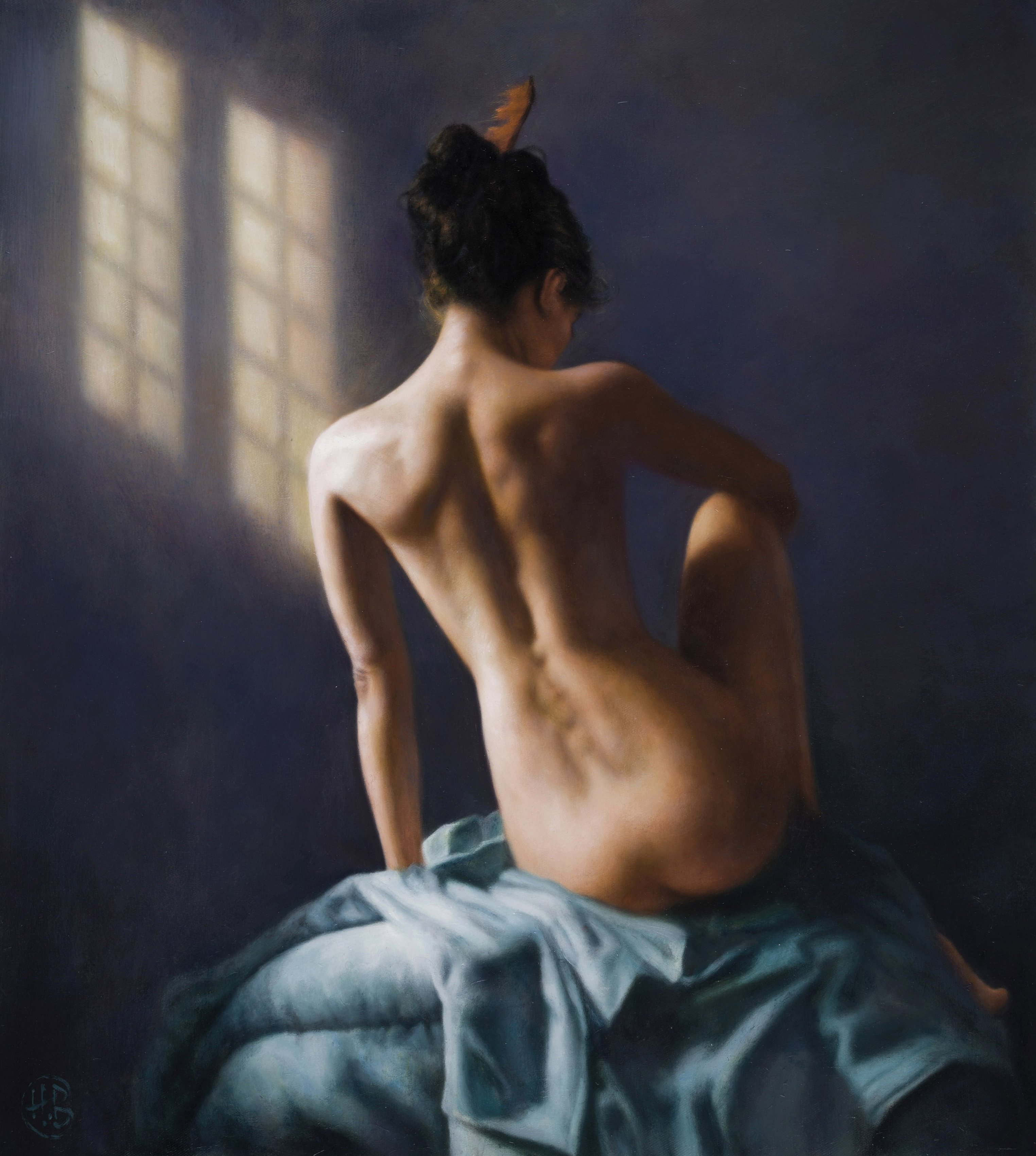 Like A Feather by Hamish Blakely