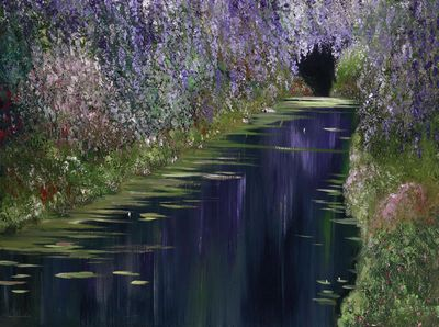 Lilac Time by Linda Charles