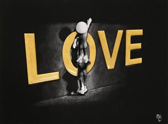 Love Lifts Us Up - Paper by Mark Grieves
