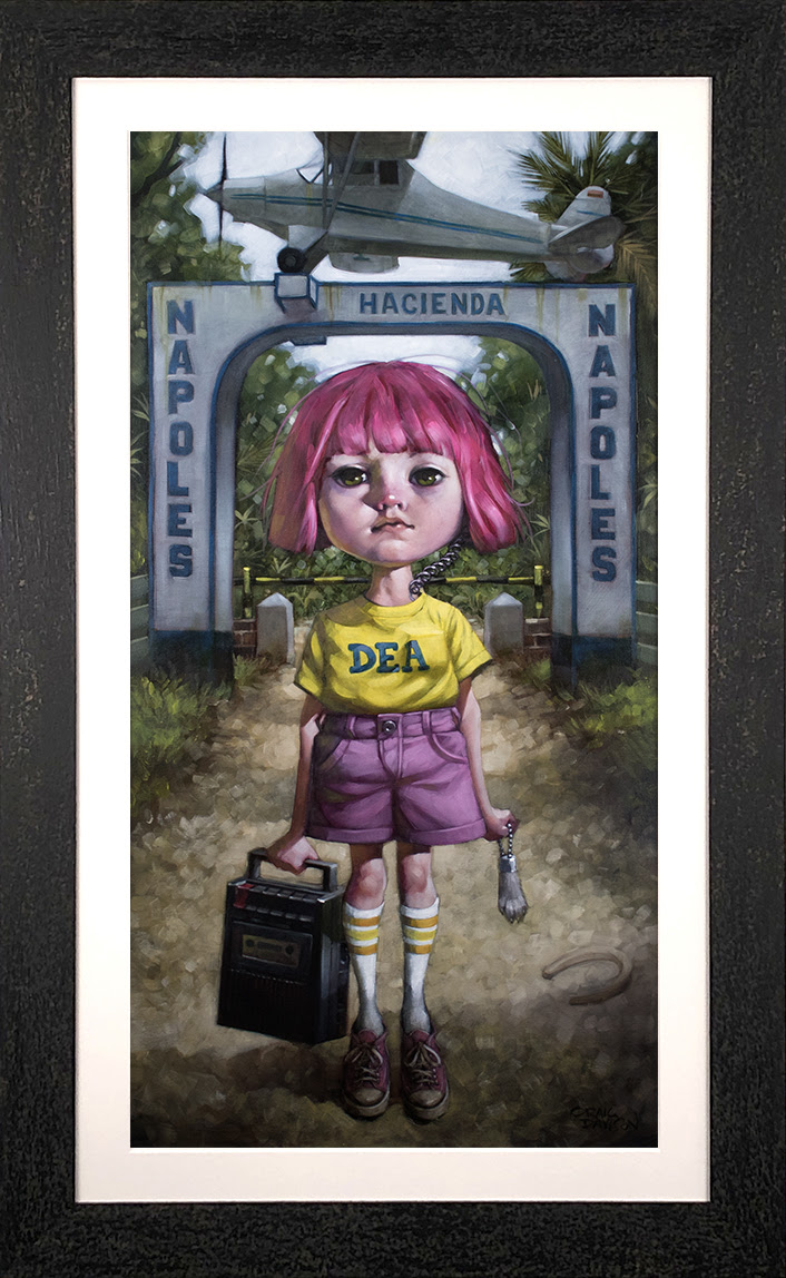 Make Your Own Luck - Canvas by Craig Davison
