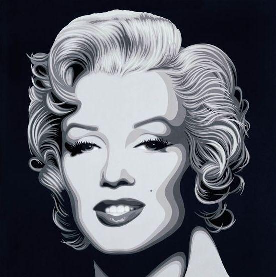 Marilyn by Simon Claridge