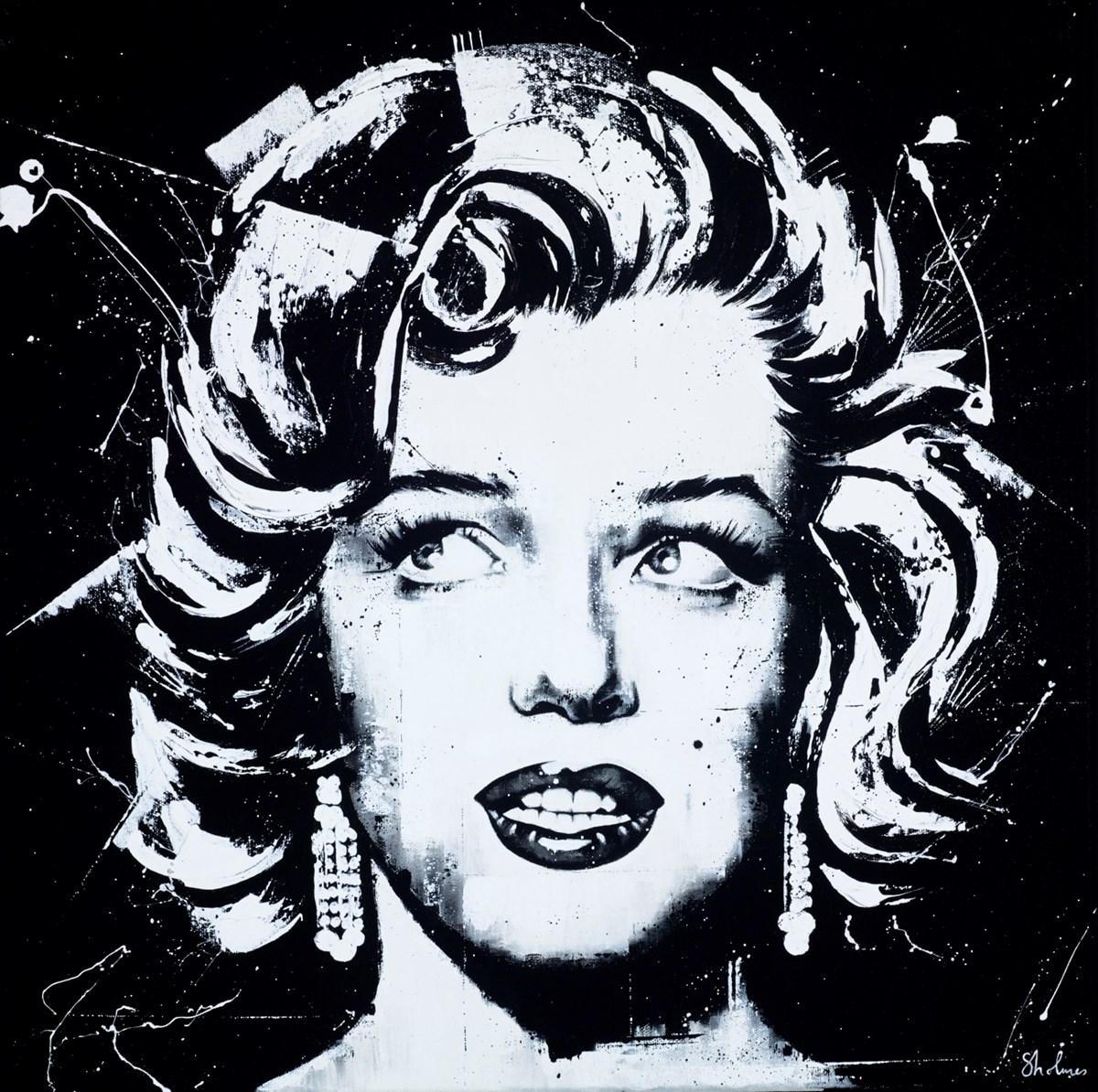 Marilyn IV by Sarah Holmes