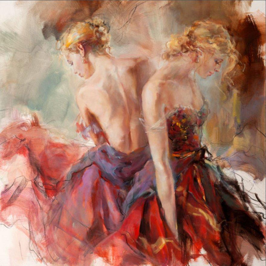 Marvellous Tale by Anna Razumovskaya