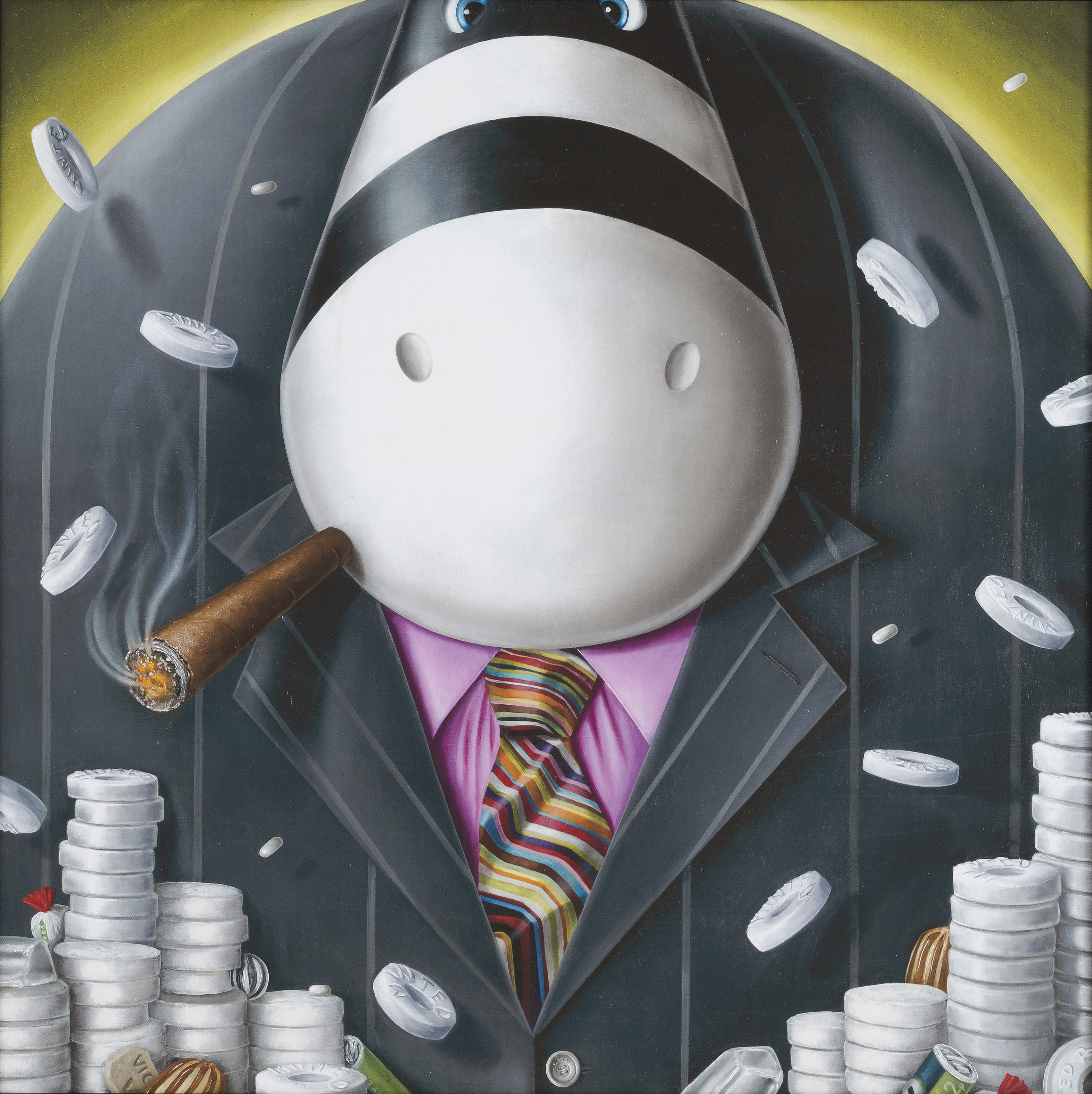 Minted by Peter Smith