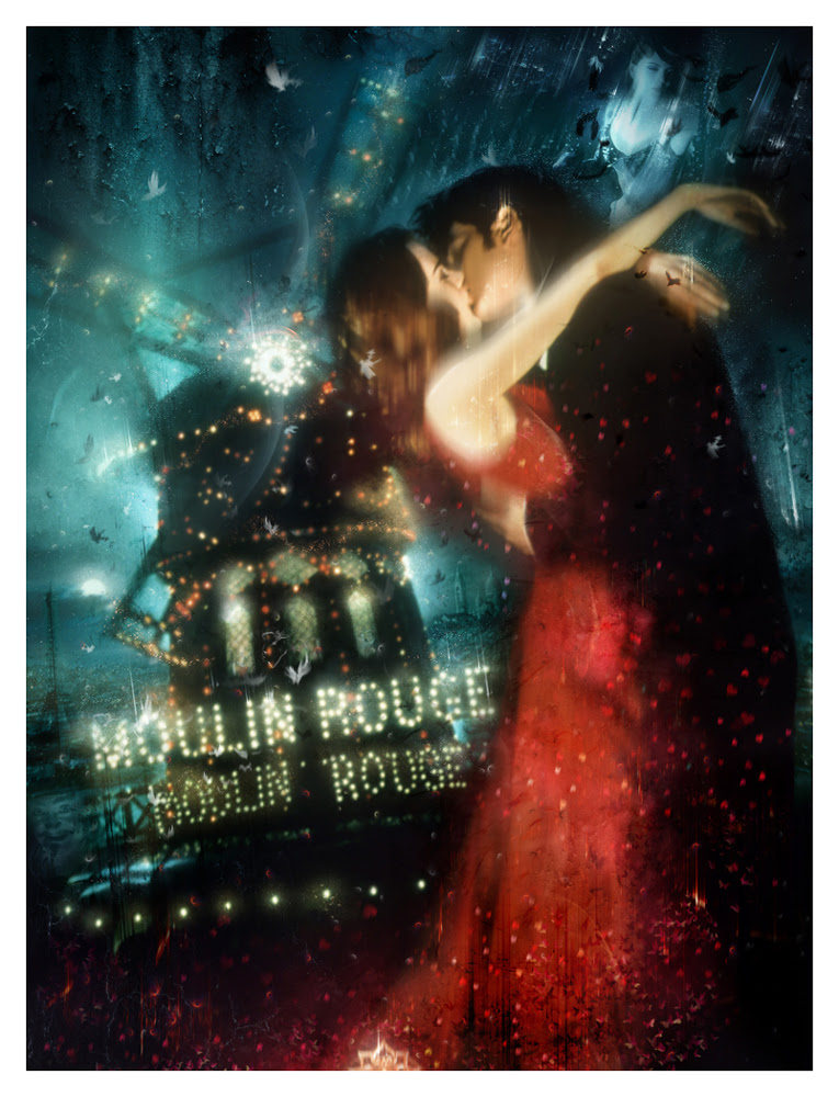 Moulin Rouge by Mark Davies