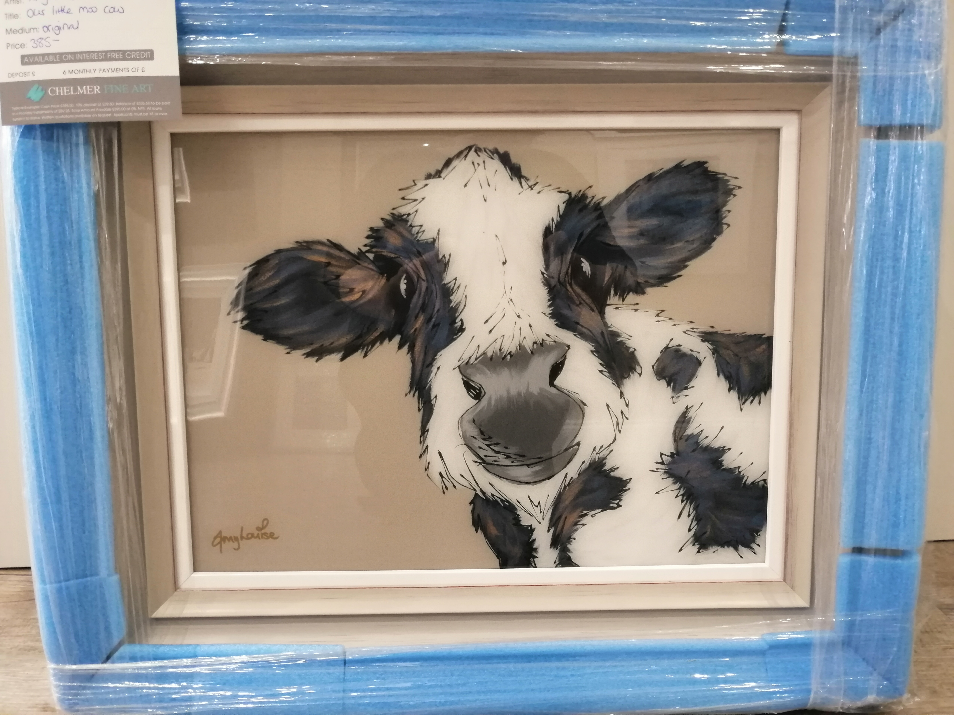 My Little Moo Cow by Amy Louise