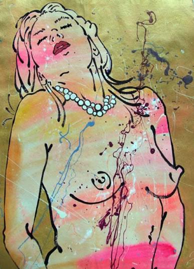 Nude I by Louise Dear