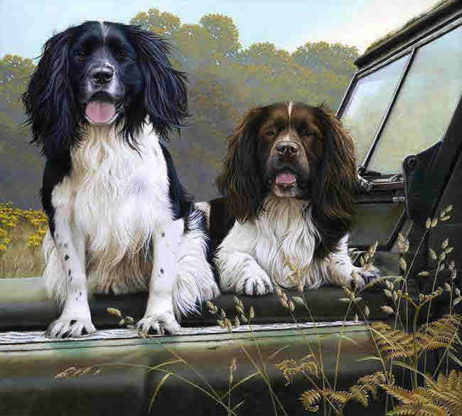 Off Roaders by Nigel Hemming