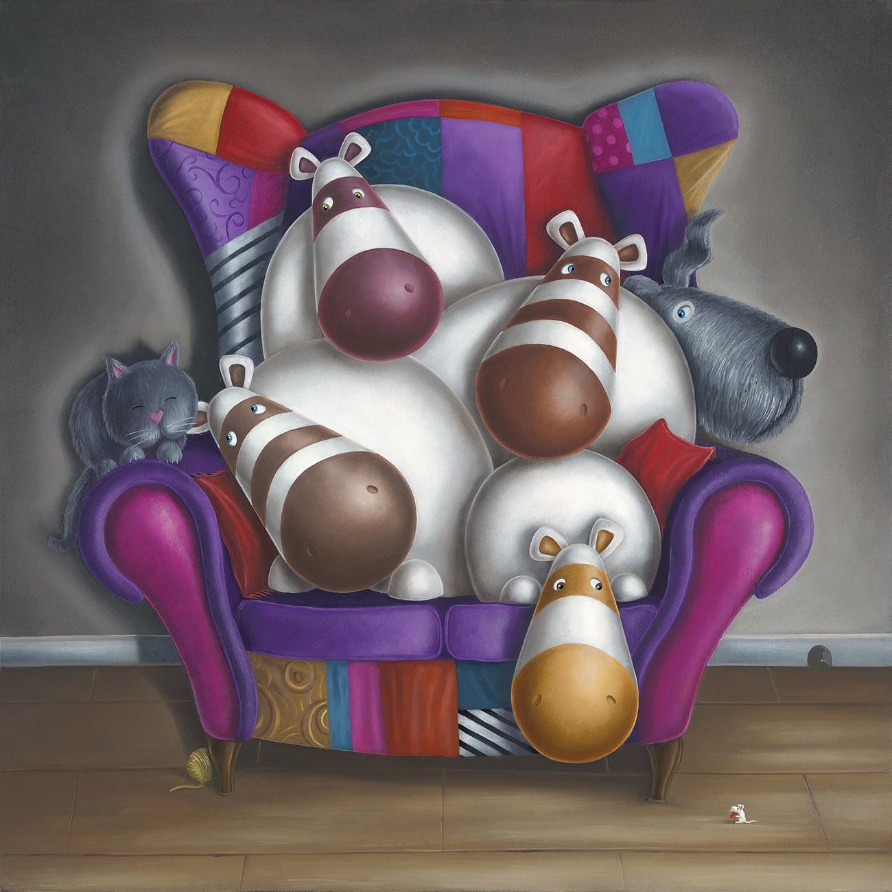 One Size Sits All by Peter Smith