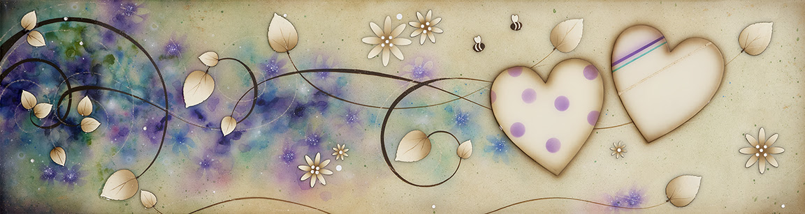 Opposites Attract (Purple) by Kealey Farmer