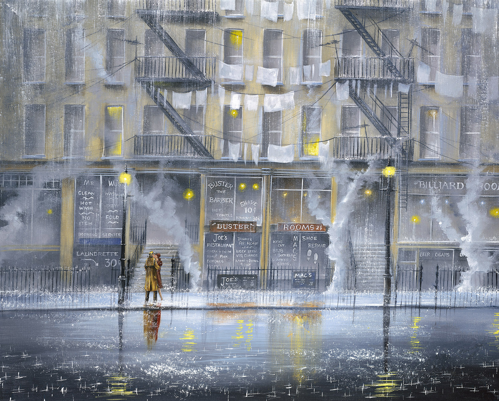 Our Meeting Place by Jeff Rowland
