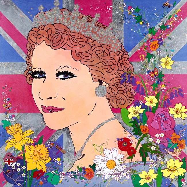 Our Young Queen by Louise Dear