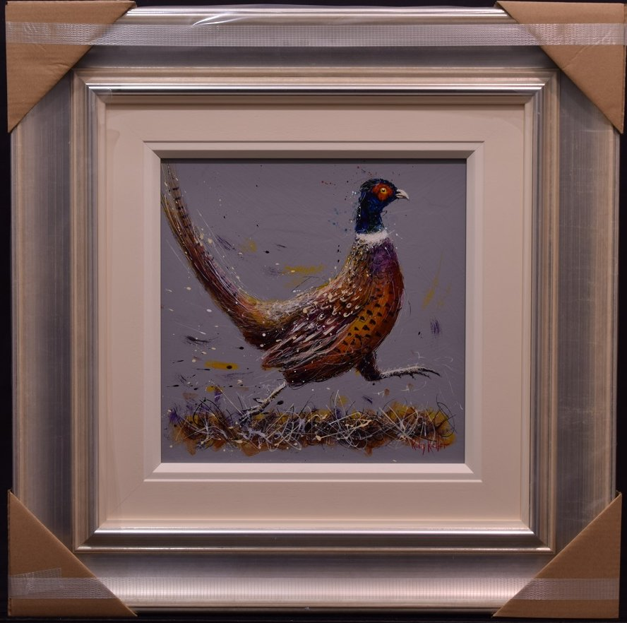 Pheasant by Ruby Keller