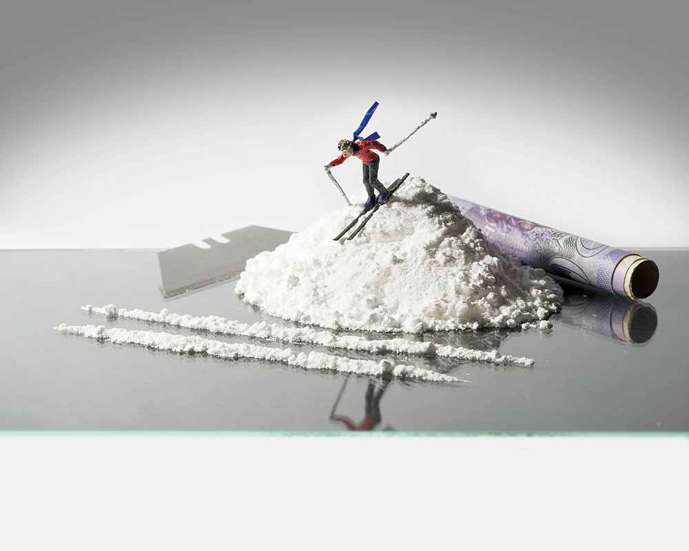 Recreational Drugs by Nic Joly