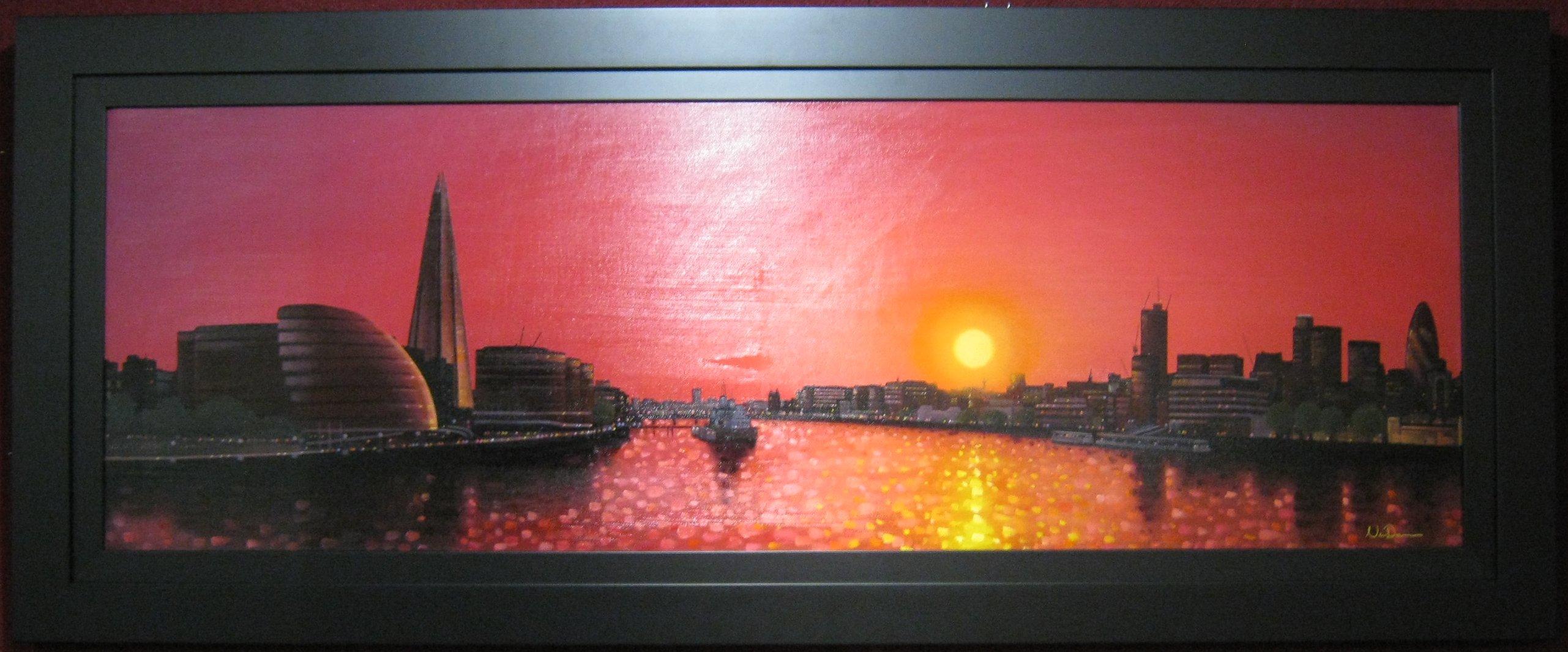 City Splendour - Original by Neil Dawson