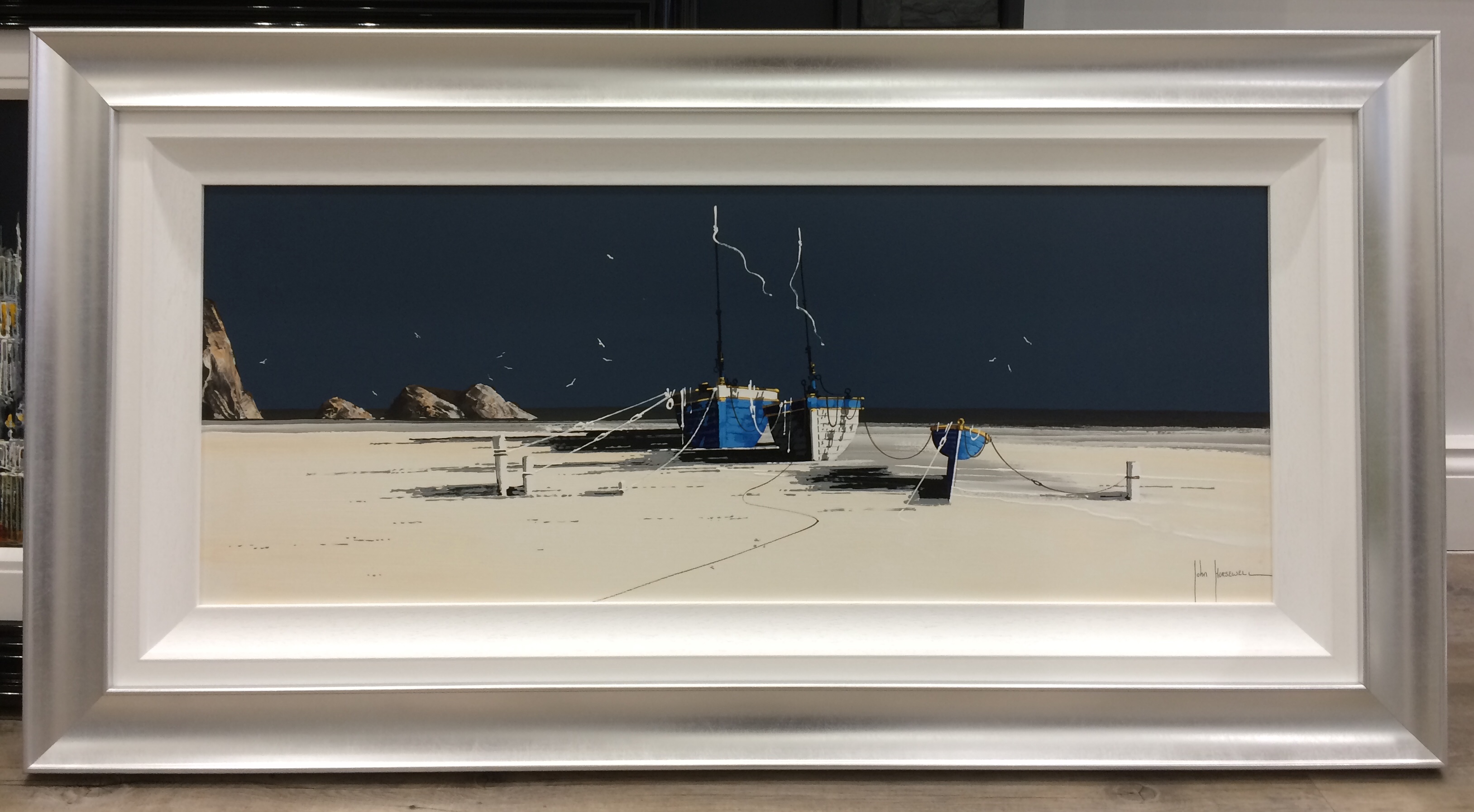 Rocky Bay by John Horsewell