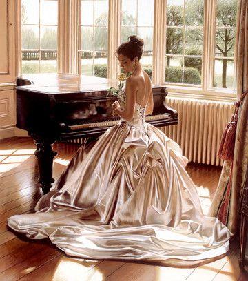 Romantic Melody by Rob Hefferan