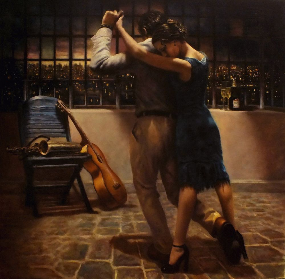 Room At The Top by Hamish Blakely