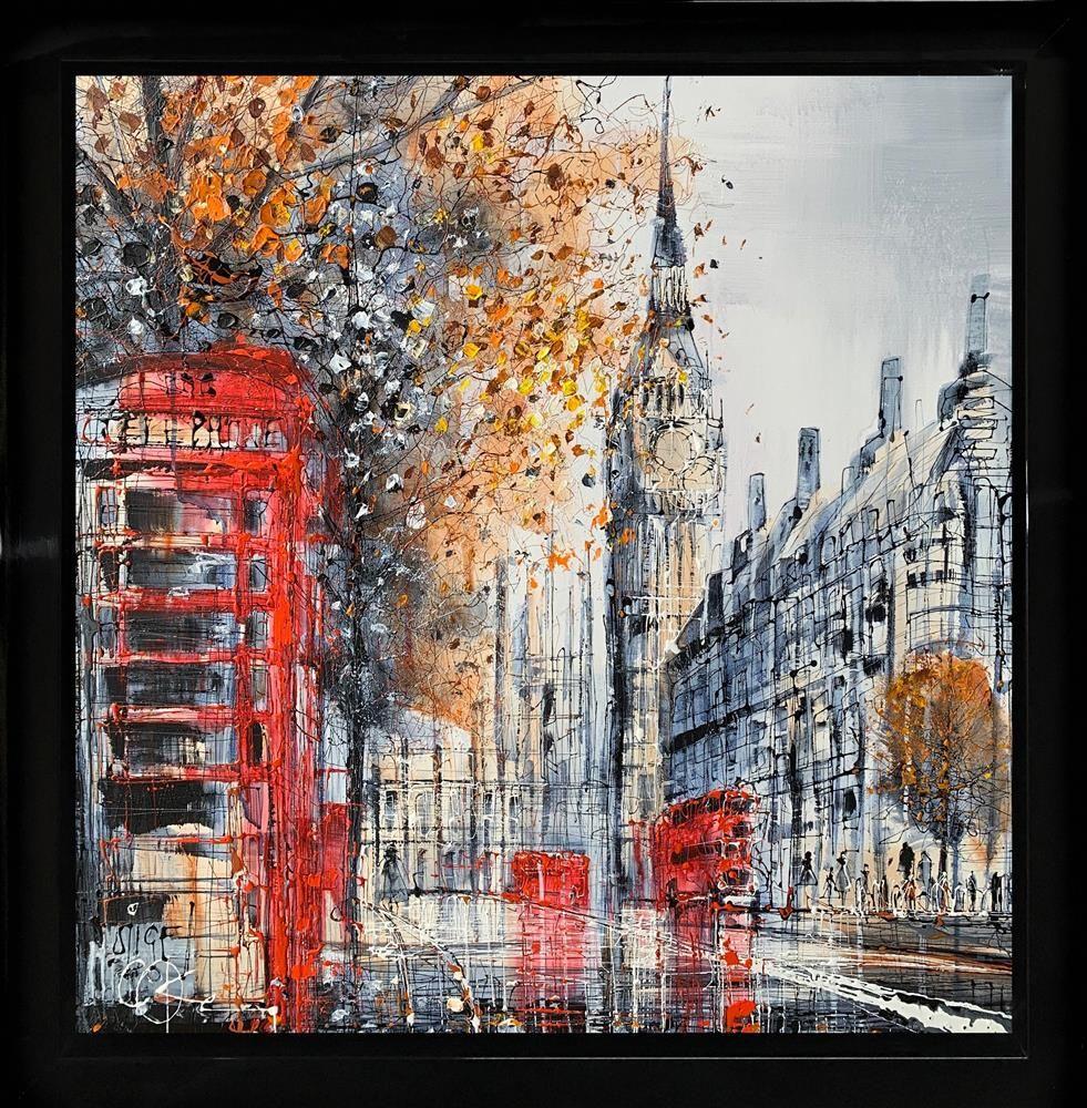 Rush Hour by Nigel Cooke