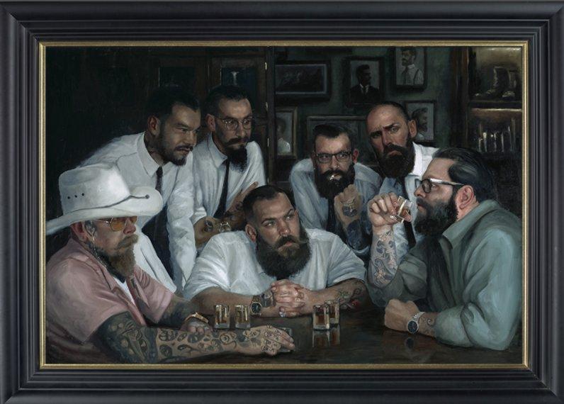 Settling Old Rivalries by Vincent Kamp