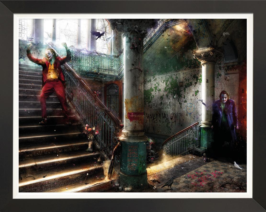 Smile (The Joker) by Mark Davies