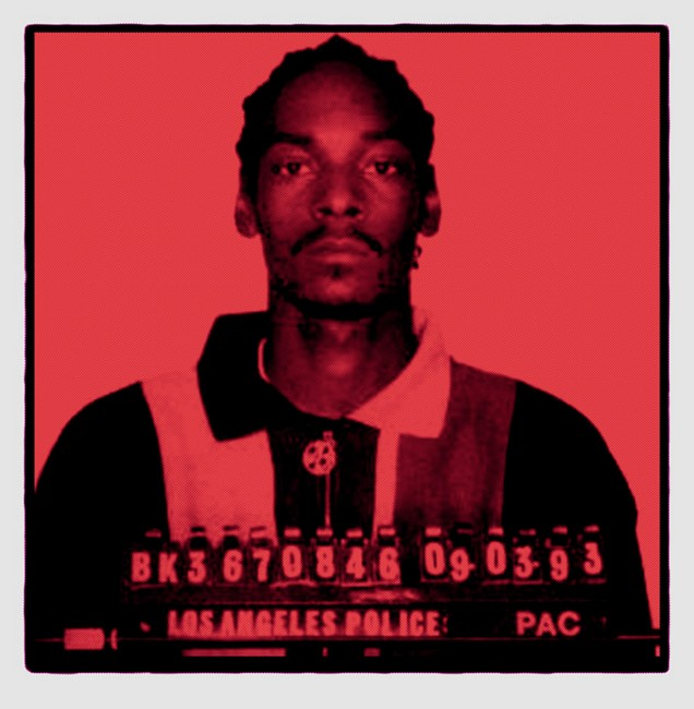 Snoop Dogg by Louis Sidoli