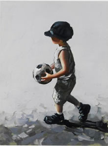 Soccer Star by Keith Proctor