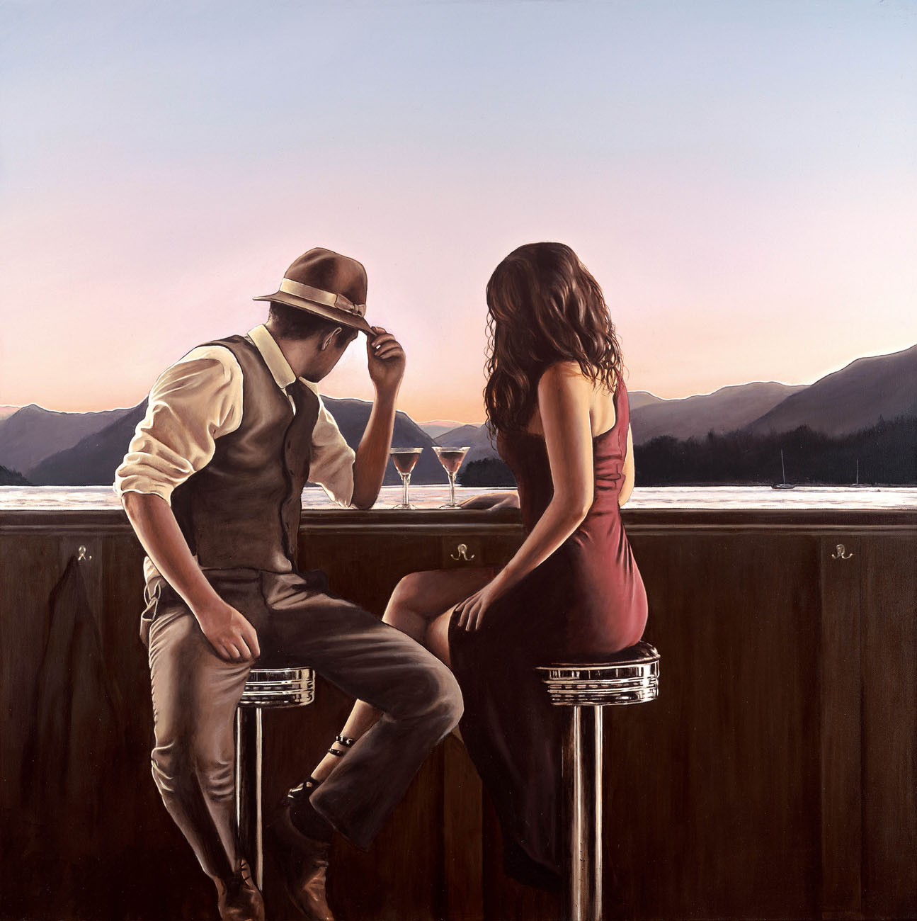 Stolen Moments by Richard Blunt
