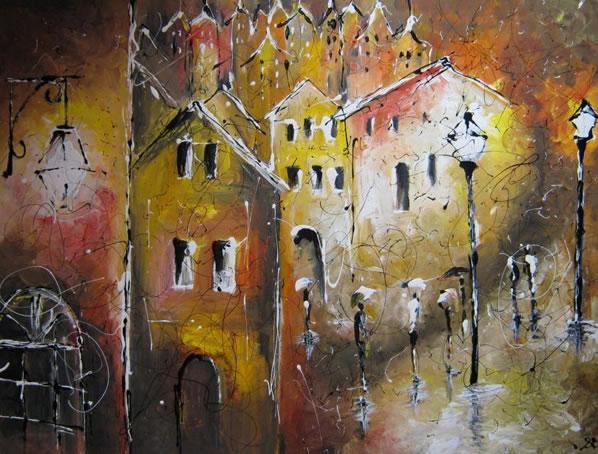Street Life by Sarah Berry