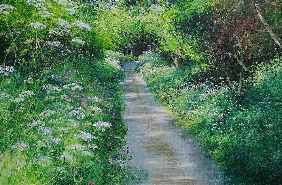 Summer Lane by Heather Howe