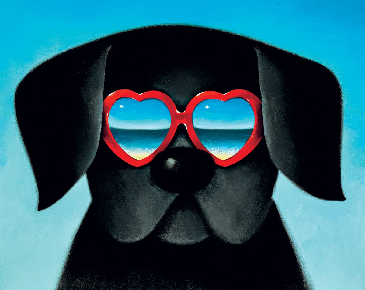Sun, Sea and Sunglasses I by Doug Hyde