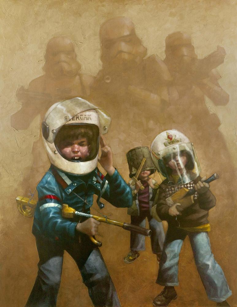 Super Trooper by Craig Davison