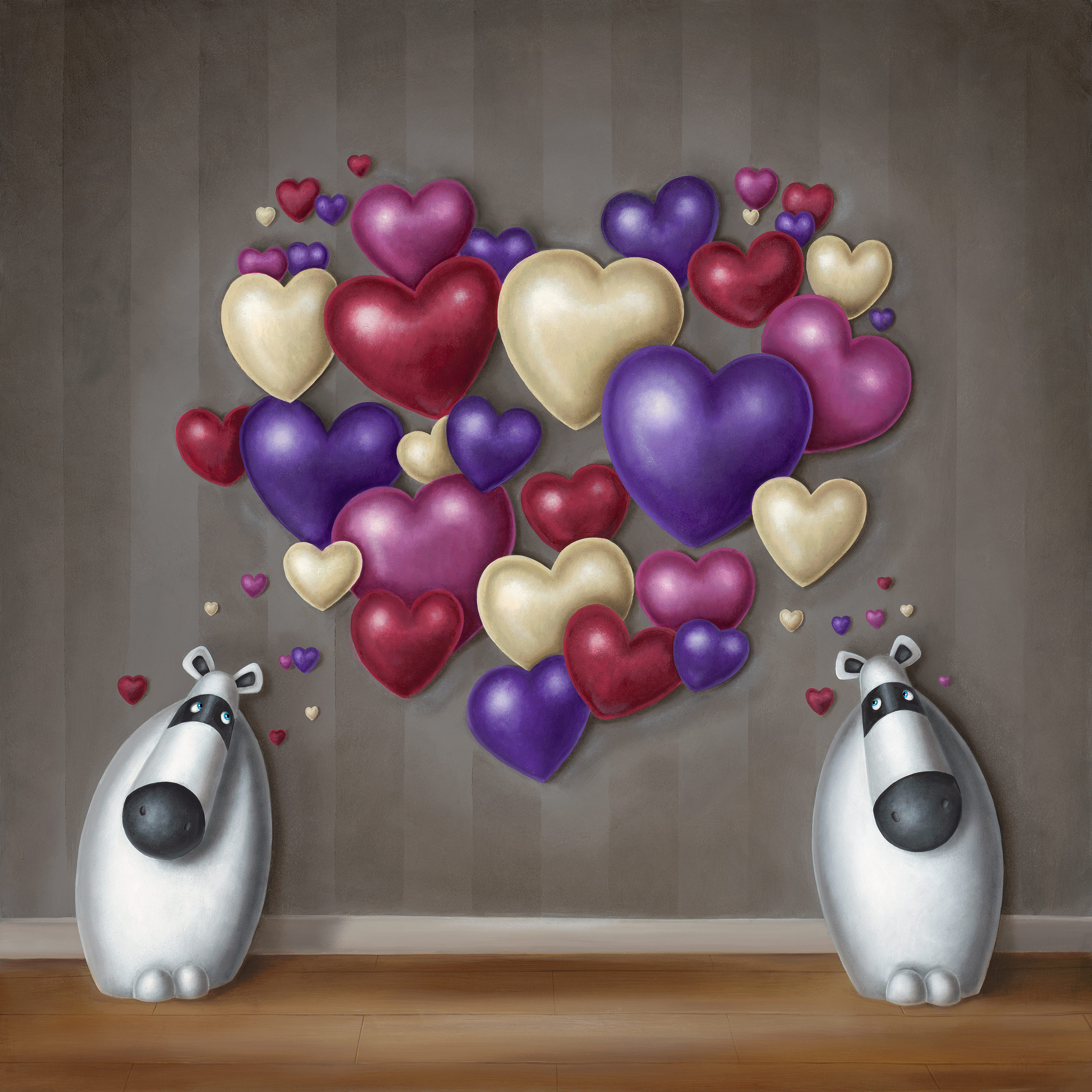 The Colour of Love by Peter Smith