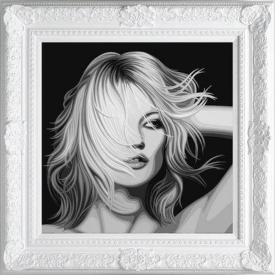 The Diamond Dust Collection - Kate by Simon Claridge