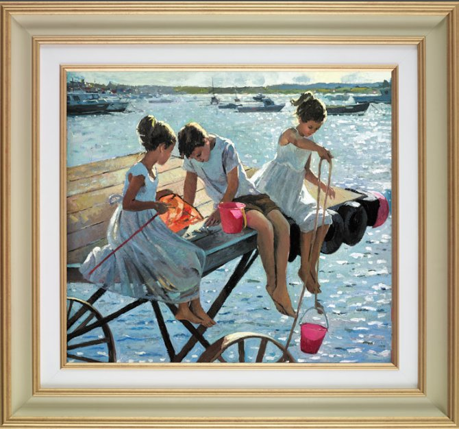The Perfect Summers Day Deluxe by Sherree Valentine Daines