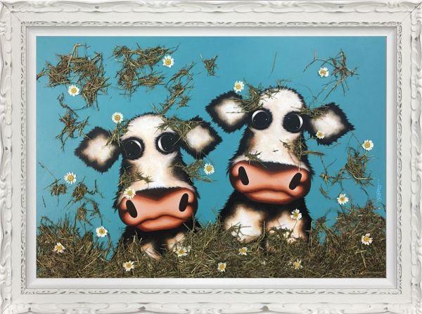 The Psychedlic Furs by Caroline Shotton