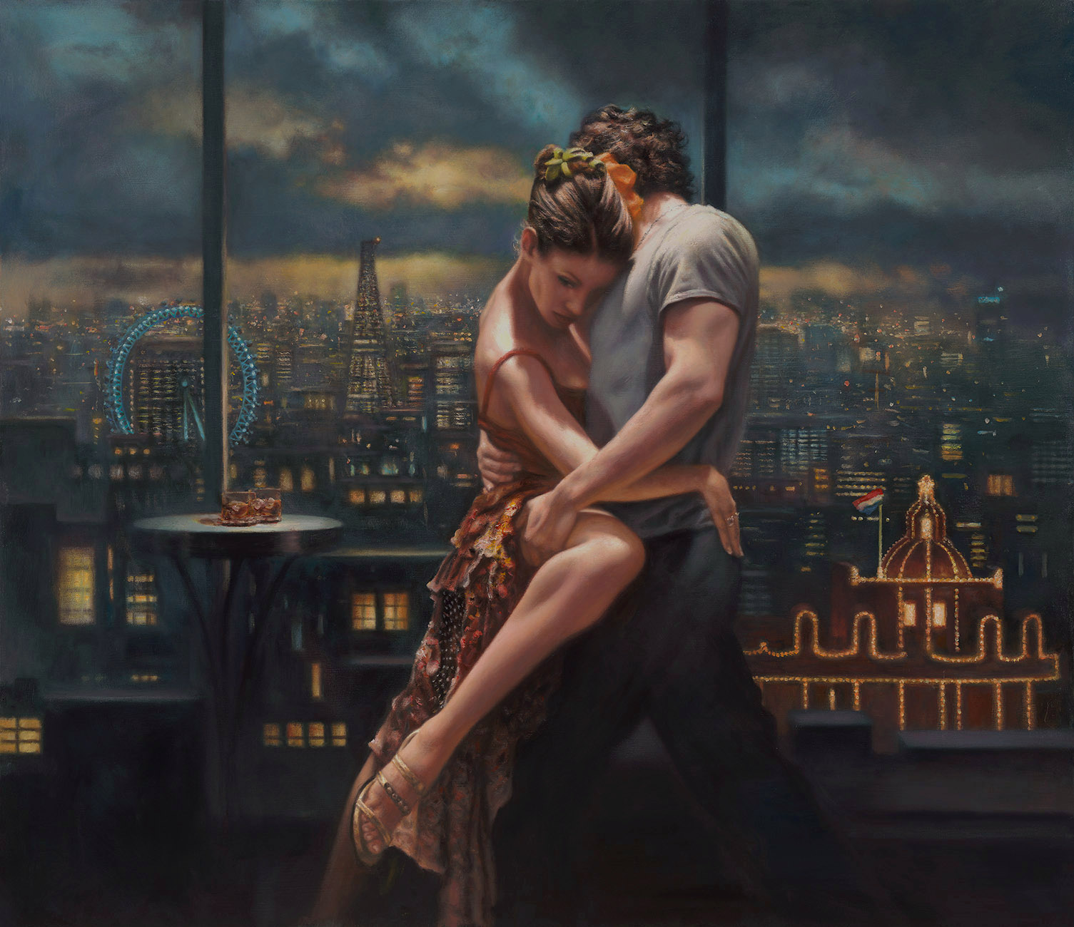 The World Stands Still by Hamish Blakely