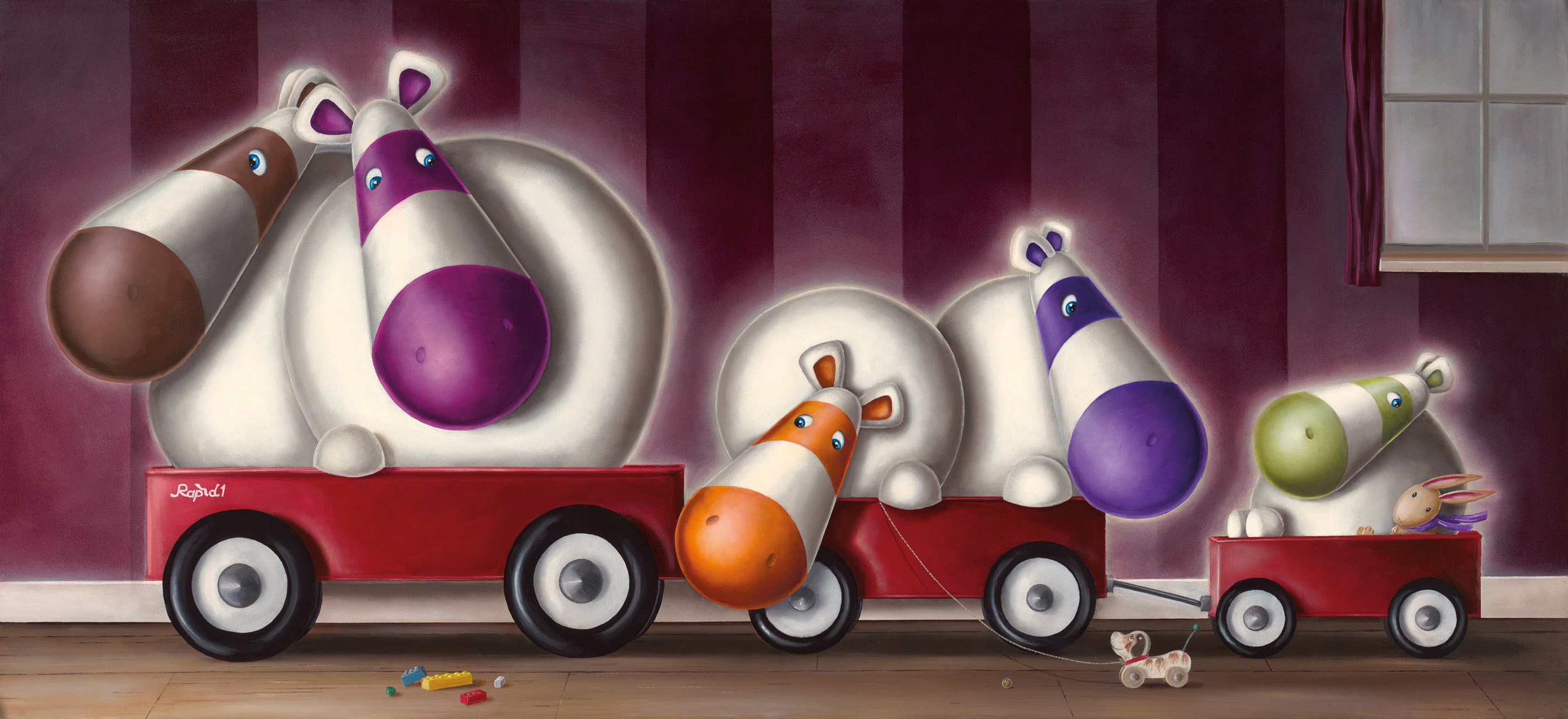 This Is How We Roll by Peter Smith