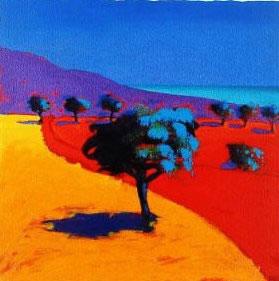 Towards The Coast by Paul Powis