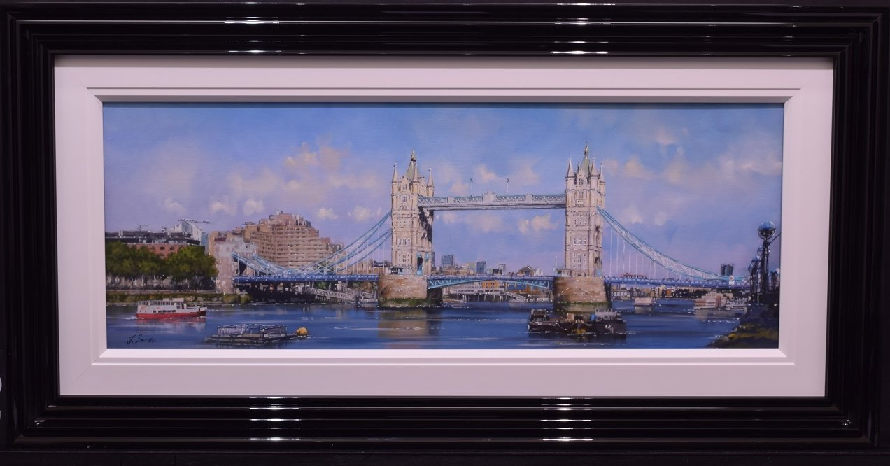 Tower Bridge by Joe Bowen