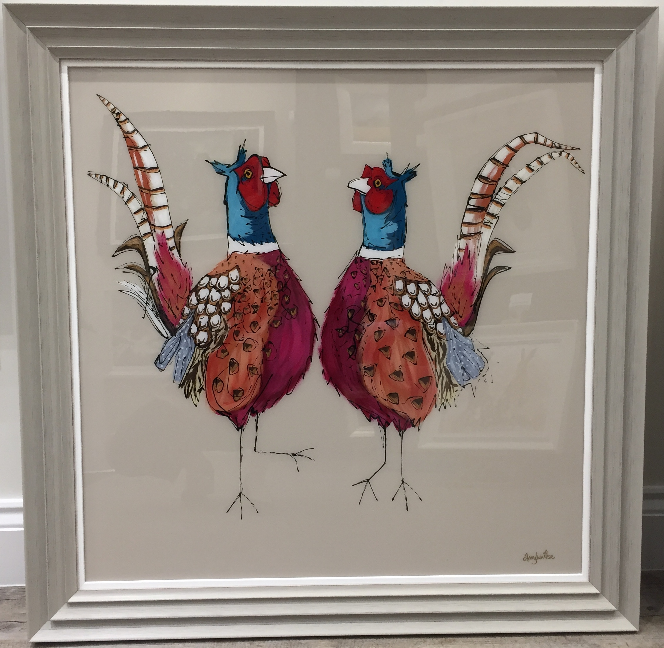 Two Handsome Chaps by Amy Louise