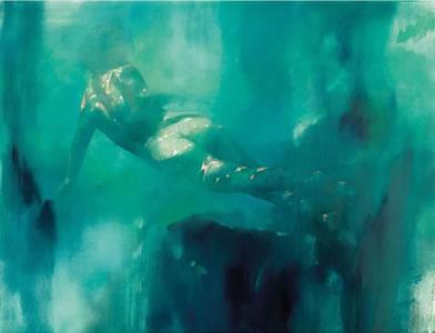 Underwater Dance by Bill Bate