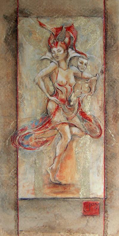Vaudeville II by Joy Kirton Smith