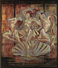 Venus & Her Maidens by Joy Kirton Smith