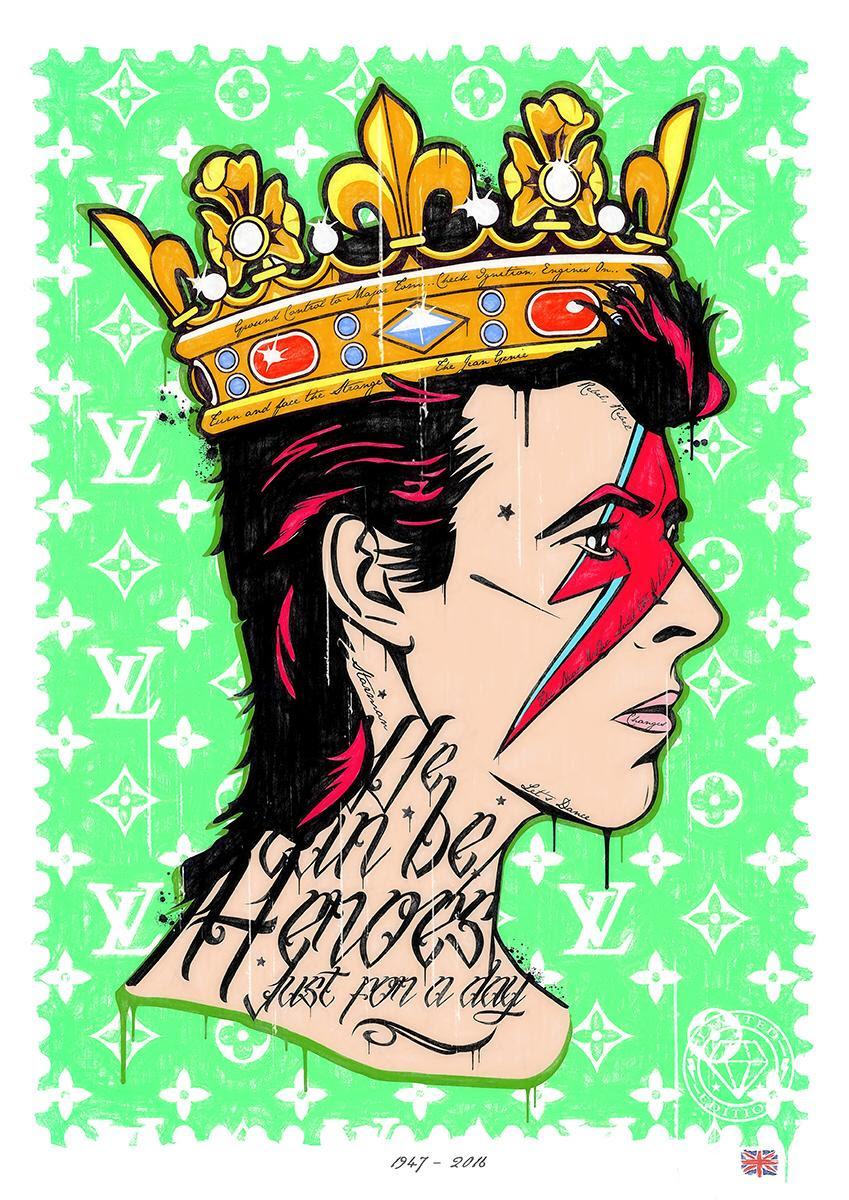 We Can Be Heroes by JJ Adams